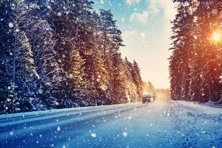 Winter driving tips for taxi drivers